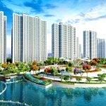 Phối cảnh 2 dự án Vinhomes Smart City