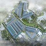 Phối cảnh tổng thế dự án 102 Như Quỳnh