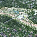 Phối cảnh dự án The Hills Villa