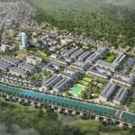 Phối cảnh tổng thể dự án Piceza Riverside Sơn La
