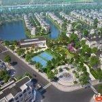 Phối cảnh 2 dự án Dream City Hưng Yên