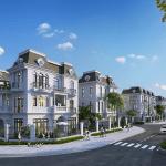 Phối cảnh biệt thự Vinhomes Dream City