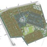 Mặt bằng dự kiến dự án Vinhomes Dream City