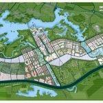 Mặt bằng quy hoạch dự án Nam Vĩnh Yên