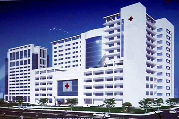Bệnh viện đa khoa quốc tế