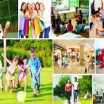 Tiện ích khu vực Rice City Thượng Thanh