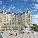 Khách sạn quốc tế ngay nội khu dự án