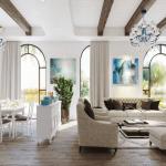 Mô phỏng hình ảnh thiết kế căn hộ Bảo Ngọc