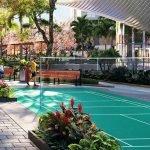 Sân thể thao đa năng ngay tại dự án Lavita Linh Đàm