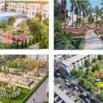 Phối cảnh 1 số tiện ích chính của dự án Tnr Lam Sơn