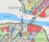 Bản đồ quy hoạch của dự án Cầu Đuống giai đoạn 2