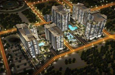 Khu chung cư BQP Linh Đàm tại khu ĐTM Nam hồ Linh Đàm