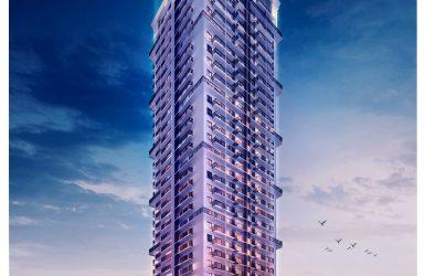 Phối cảnh chung cư Thái Nguyên Tower