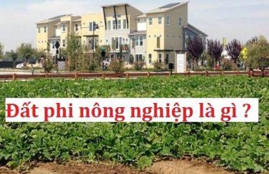 Đất phi nông nghiệp là gì ? ( ảnh minh họa )
