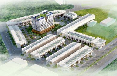 Phối cảnh dự án Vpit Plaza
