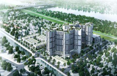 Phối cảnh dự án Đức Giang Residence