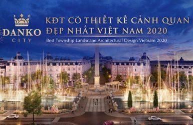 Danko City Thái Nguyên là một trong những dự án nổi bật năm 2020