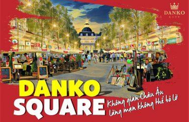 Hội trợ Châu Âu tại Danko Square