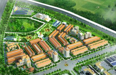 Phối cảnh tổng quan dự án Inoha City