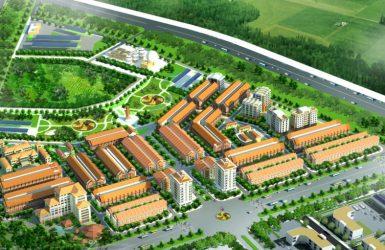 Phối cảnh dự án Bảo Long NEw city