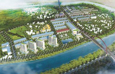 Bố trí các khu chức năng dự án Picenza Thái Nguyên