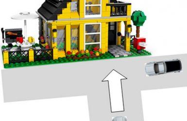 Ảnh minh họa Cách khắc phục đường đâm vào nhà